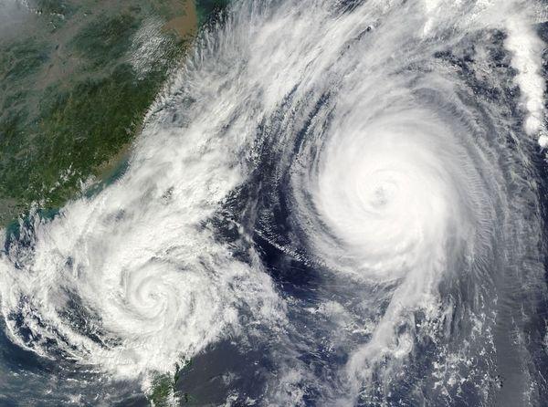 地震や台風などの自然災害が強力になる近年